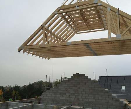 Roof Trusses | Bespoke Wooden & Timber Trusses